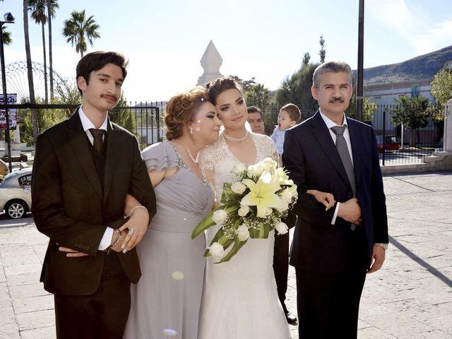 La boda de Valeria y Jorge en Pabellón de Arteaga, Aguascalientes 8