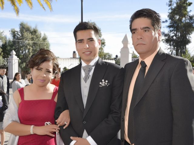 La boda de Valeria y Jorge en Pabellón de Arteaga, Aguascalientes 9