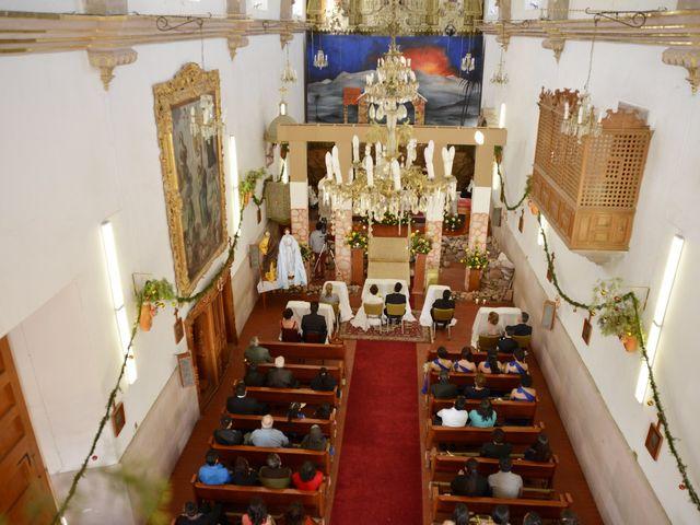 La boda de Valeria y Jorge en Pabellón de Arteaga, Aguascalientes 12