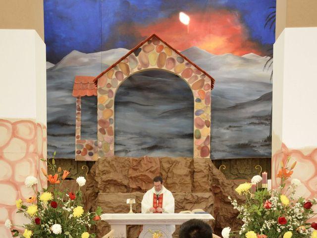 La boda de Valeria y Jorge en Pabellón de Arteaga, Aguascalientes 20