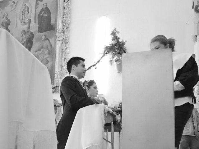 La boda de Valeria y Jorge en Pabellón de Arteaga, Aguascalientes 21