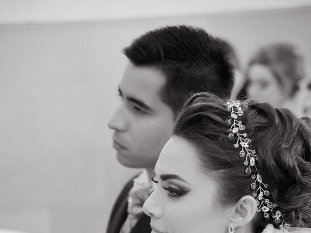 La boda de Valeria y Jorge en Pabellón de Arteaga, Aguascalientes 24