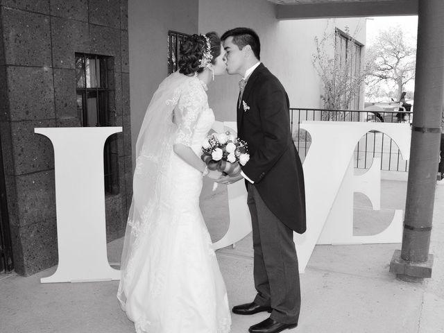 La boda de Valeria y Jorge en Pabellón de Arteaga, Aguascalientes 25