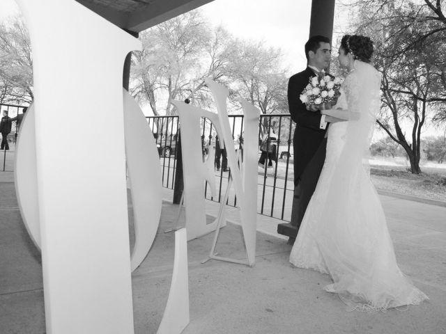 La boda de Valeria y Jorge en Pabellón de Arteaga, Aguascalientes 26