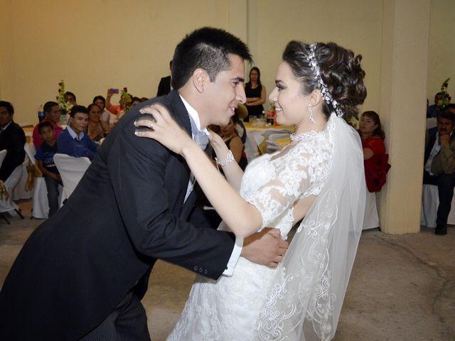La boda de Valeria y Jorge en Pabellón de Arteaga, Aguascalientes 30