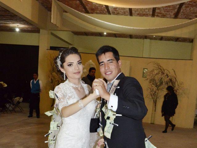 La boda de Valeria y Jorge en Pabellón de Arteaga, Aguascalientes 31