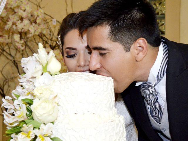 La boda de Valeria y Jorge en Pabellón de Arteaga, Aguascalientes 35