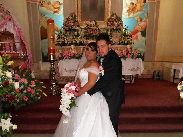 La boda de Valeria y Omar