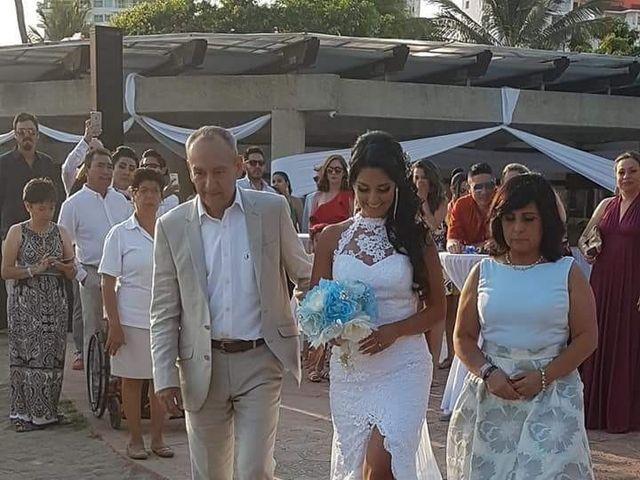 La boda de Francisco y Lulu en Puerto Vallarta, Jalisco 7
