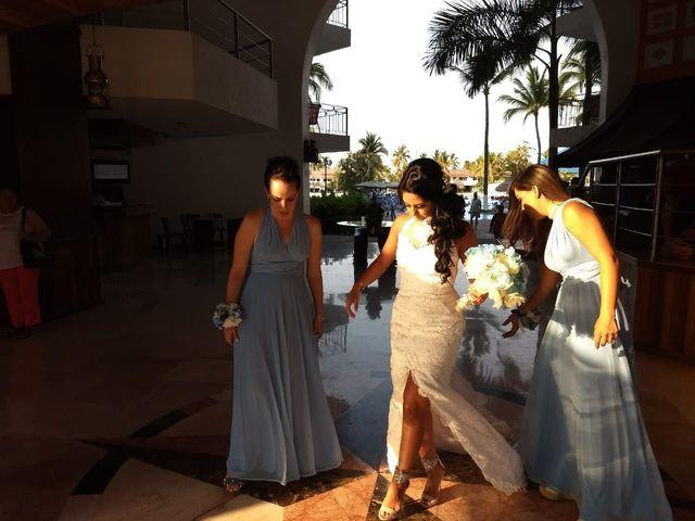 La boda de Francisco y Lulu en Puerto Vallarta, Jalisco 11