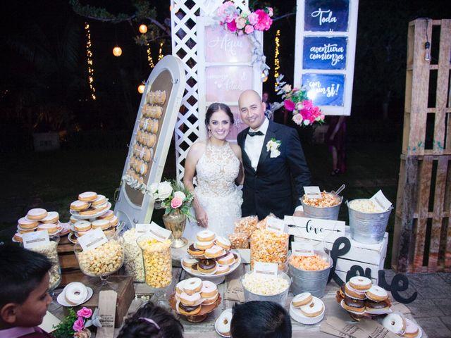 La boda de Mildred  y Octavio