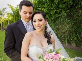 La boda de Karina y Enrique