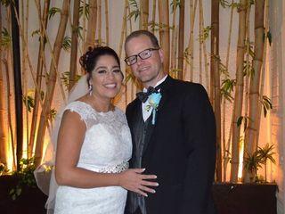 La boda de Taly y Rob
