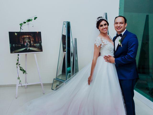 La boda de Lili y Alex