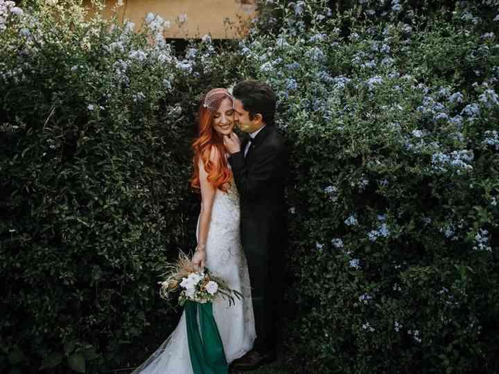 La boda de Adriana  y Miguel