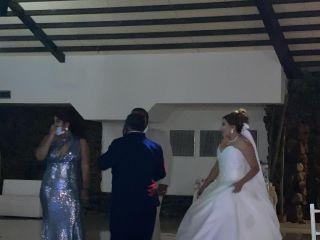 La boda de Kathya y Antonio 1