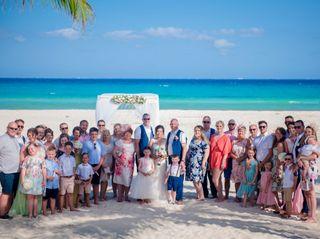 La boda de Laura y Stephen 2