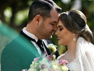 La boda de Daniela y Mario