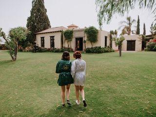 La boda de Adriana  y Miguel  2