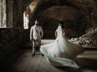 La boda de Mariana y Arturo 1