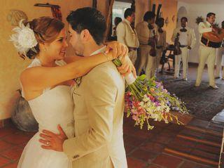 La boda de Brenda y Rulee 1
