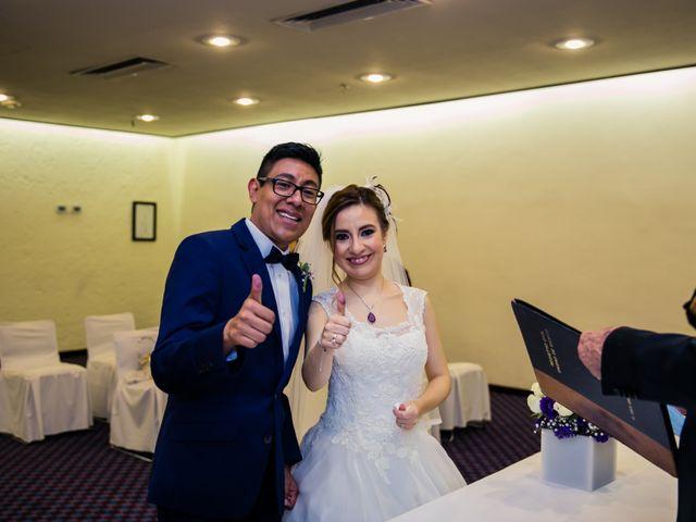 La boda de Alejandra y Edgar