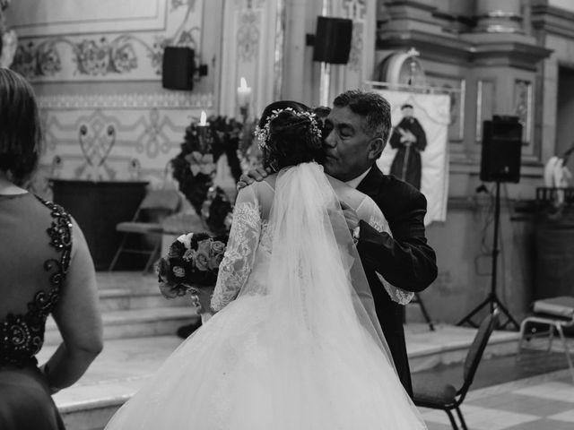 La boda de Germán y Carla en Guanajuato, Guanajuato 35