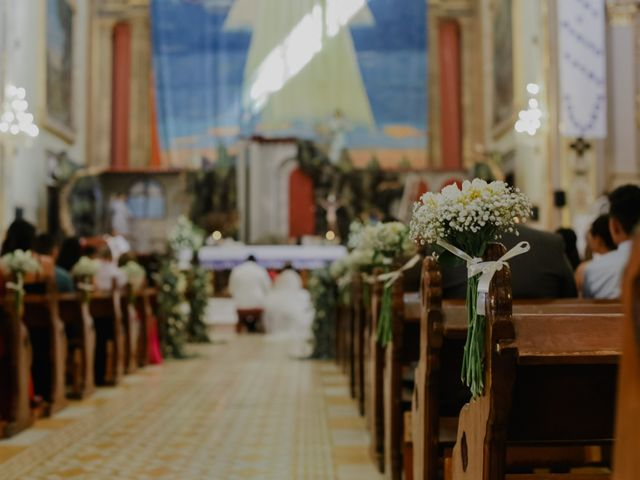La boda de Germán y Carla en Guanajuato, Guanajuato 36