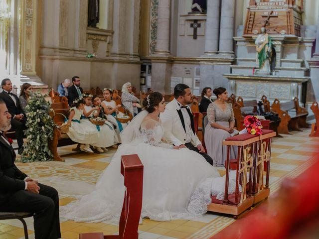 La boda de Germán y Carla en Guanajuato, Guanajuato 37