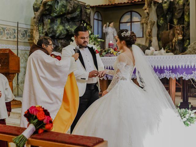 La boda de Germán y Carla en Guanajuato, Guanajuato 38
