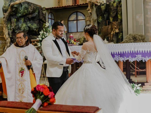La boda de Germán y Carla en Guanajuato, Guanajuato 39