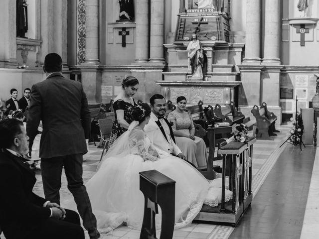 La boda de Germán y Carla en Guanajuato, Guanajuato 40
