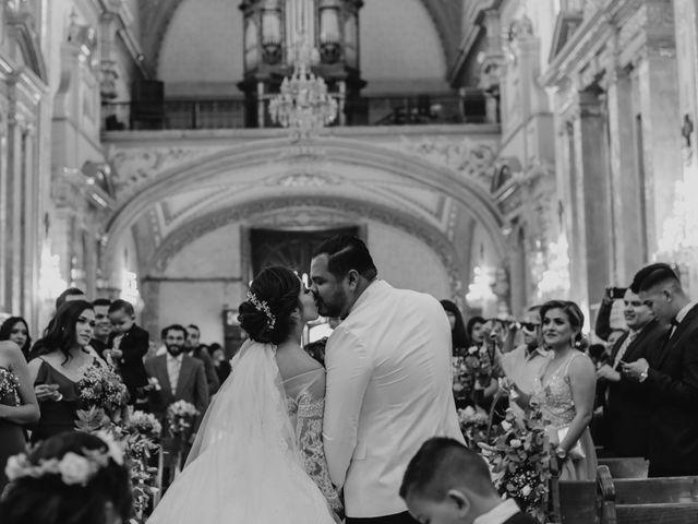 La boda de Germán y Carla en Guanajuato, Guanajuato 42
