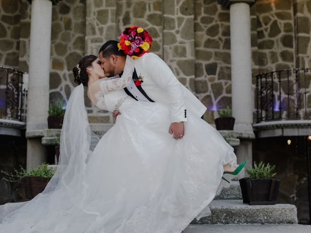 La boda de Germán y Carla en Guanajuato, Guanajuato 49