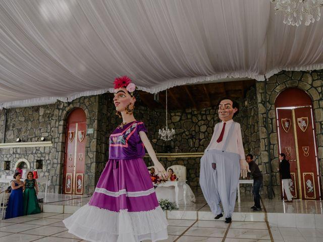 La boda de Germán y Carla en Guanajuato, Guanajuato 54