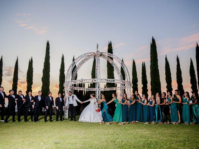 La boda de Germán y Carla en Guanajuato, Guanajuato 57