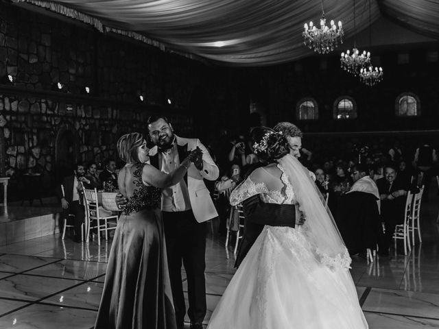 La boda de Germán y Carla en Guanajuato, Guanajuato 64