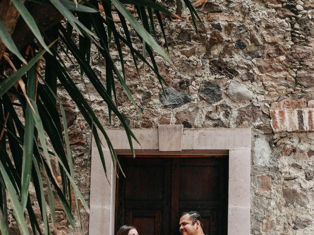 La boda de Germán y Carla en Guanajuato, Guanajuato 3