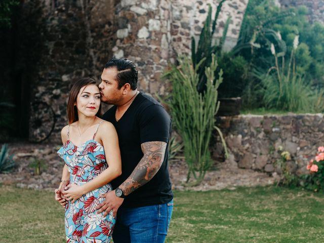 La boda de Germán y Carla en Guanajuato, Guanajuato 10