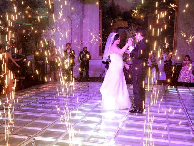 La boda de Keys y Alexis