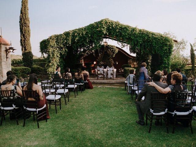La boda de Miguel  y Adriana  en Zapopan, Jalisco 12