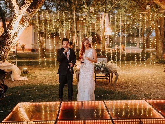 La boda de Miguel  y Adriana  en Zapopan, Jalisco 17