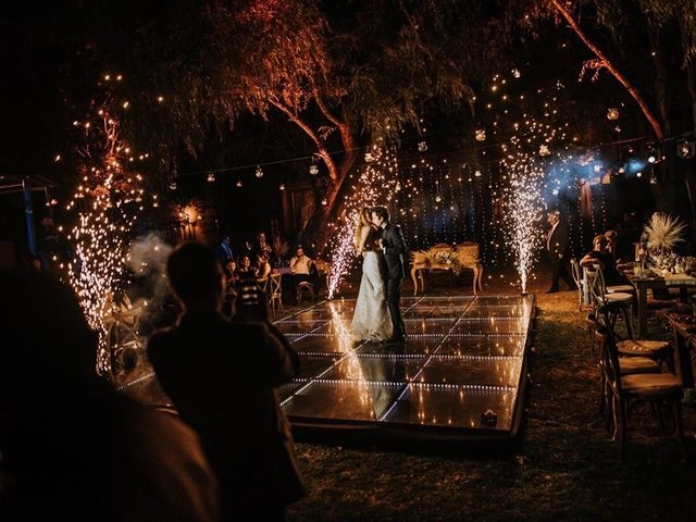 La boda de Miguel  y Adriana  en Zapopan, Jalisco 18