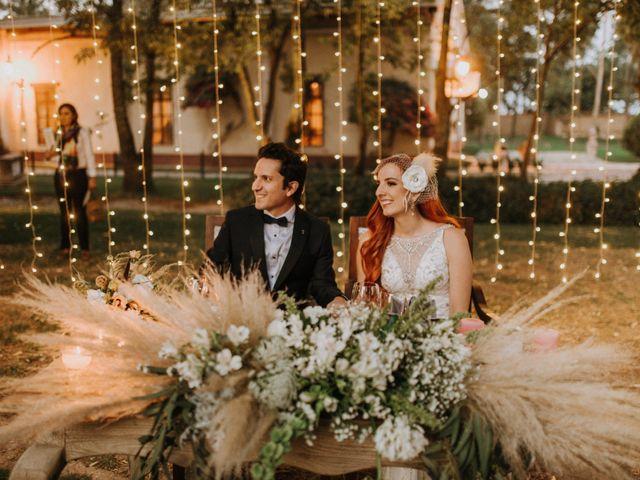 La boda de Miguel  y Adriana  en Zapopan, Jalisco 34