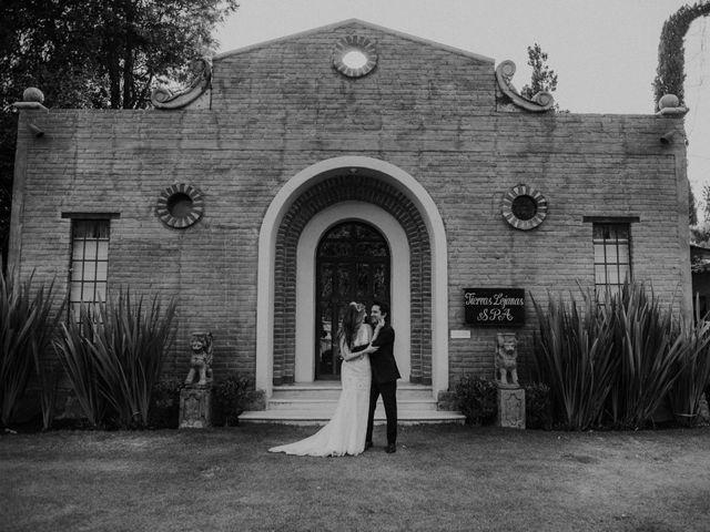 La boda de Miguel  y Adriana  en Zapopan, Jalisco 38