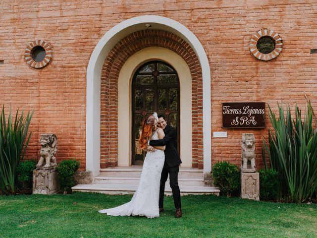 La boda de Miguel  y Adriana  en Zapopan, Jalisco 39