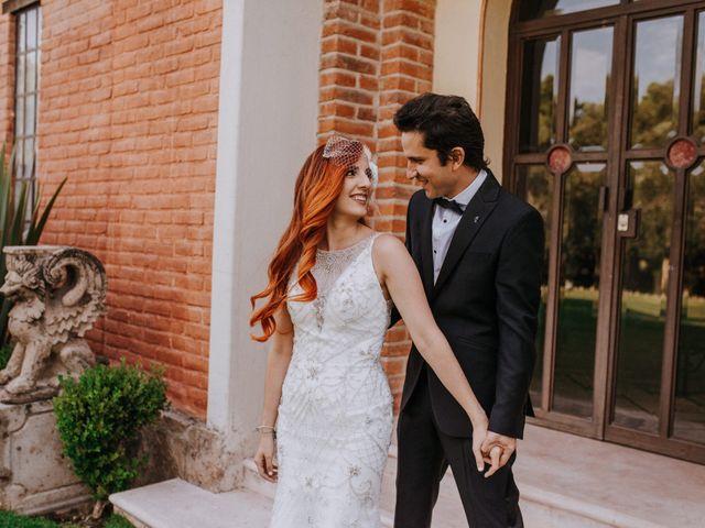La boda de Miguel  y Adriana  en Zapopan, Jalisco 40