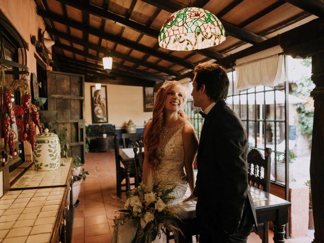 La boda de Miguel  y Adriana  en Zapopan, Jalisco 42