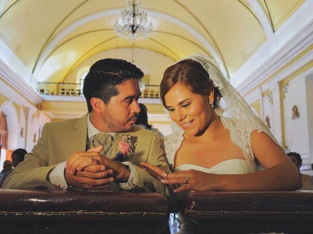 La boda de Brenda y Rulee