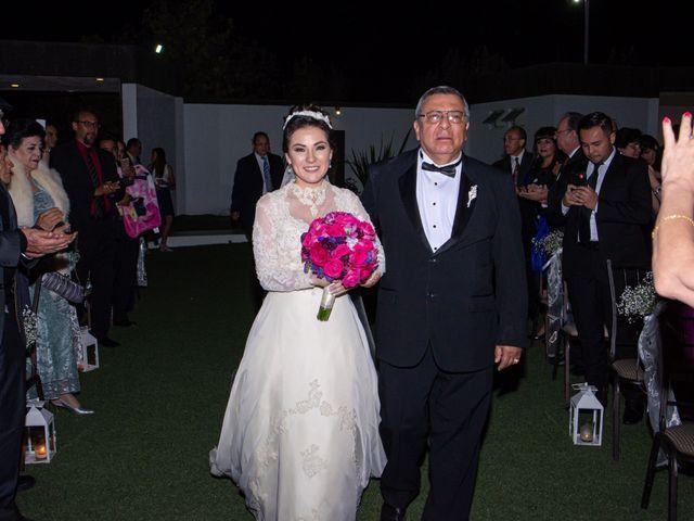 La boda de Victor y Ivonne en Saltillo, Coahuila 53